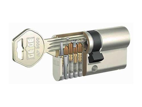 sicherheitszylinderschloss inklusive Sicherheitszylinder Effektiver Einbruchschutz für ein sicheres Zuhause