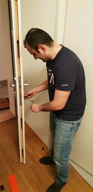 locksmith vienna service
